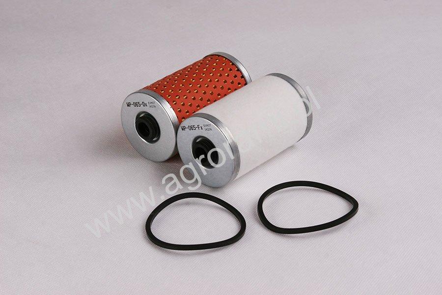 Komplet filtrów paliwa EXMOT
