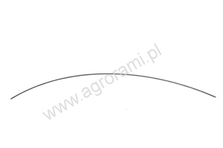 Drut klepiska ORYGINAŁ  DŁ-52MM  FI-3,50MM