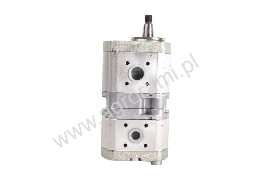 Pompa hydrauliczna podwójna BOSCH  KRAMER 312LE, 512, 512SE , 516